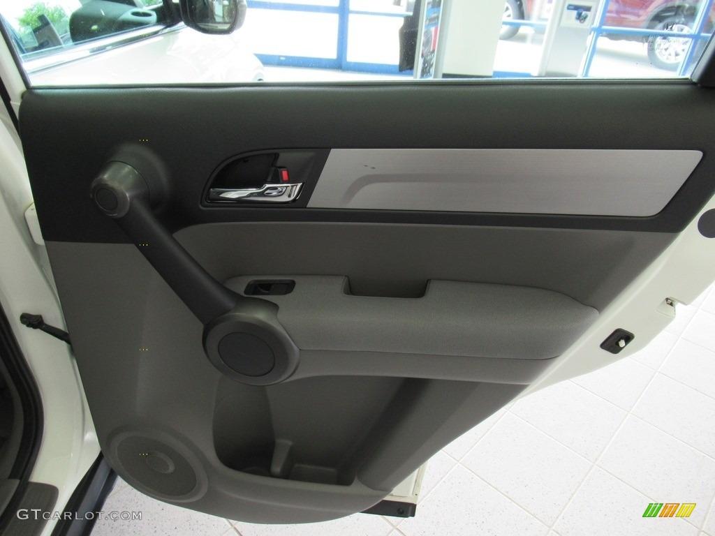 2011 CR-V LX 4WD - Taffeta White / Ivory photo #17