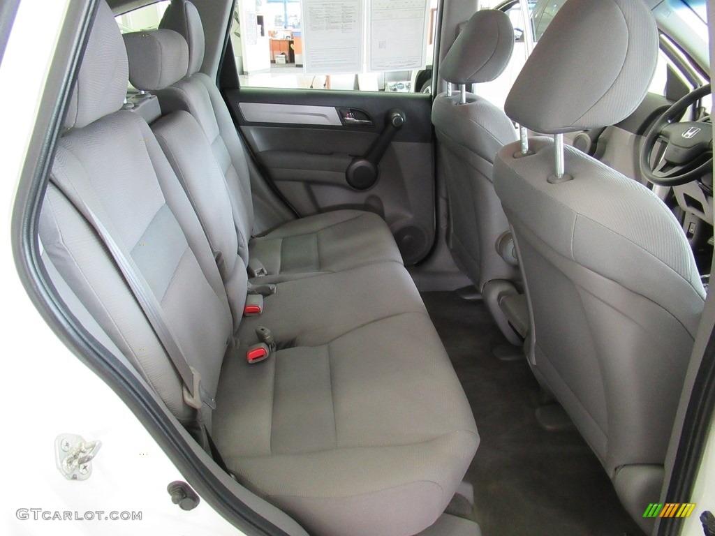 2011 CR-V LX 4WD - Taffeta White / Ivory photo #19