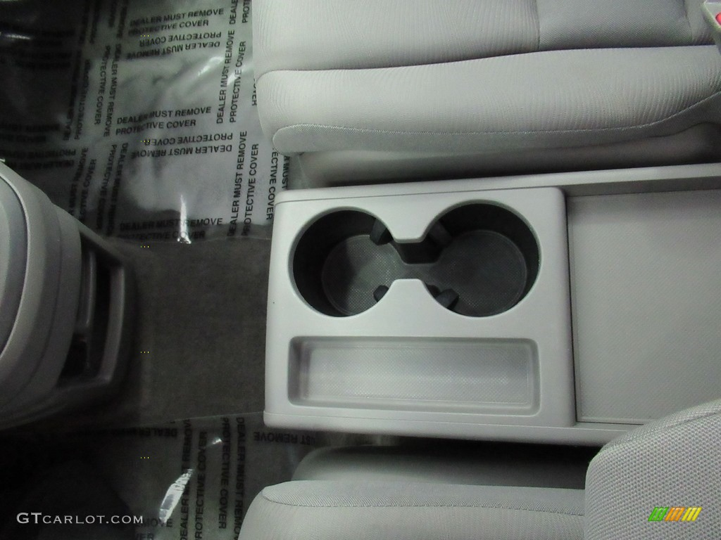 2011 CR-V LX 4WD - Taffeta White / Ivory photo #34