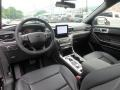 Ebony Interior Photo for 2020 Ford Explorer #134322787