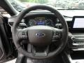 Ebony Steering Wheel Photo for 2020 Ford Explorer #134322793