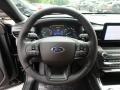 Ebony Steering Wheel Photo for 2020 Ford Explorer #134322793