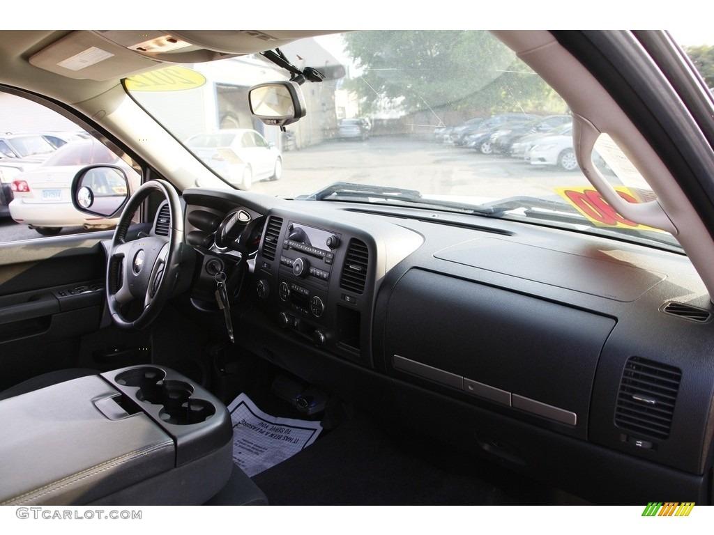 2012 Silverado 1500 LT Extended Cab 4x4 - Summit White / Ebony photo #12