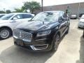 Infinite Black 2019 Lincoln Nautilus Reserve AWD