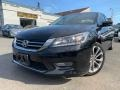 Crystal Black Pearl 2013 Honda Accord Sport Sedan
