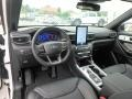 Ebony Interior Photo for 2020 Ford Explorer #134328224
