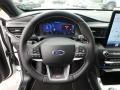 Ebony Steering Wheel Photo for 2020 Ford Explorer #134328276