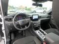 Ebony Interior Photo for 2020 Ford Explorer #134328653