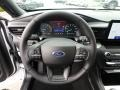 Ebony Steering Wheel Photo for 2020 Ford Explorer #134328704