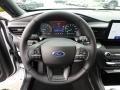 Ebony Steering Wheel Photo for 2020 Ford Explorer #134328704