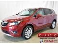 Chili Red Metallic 2019 Buick Envision Premium AWD