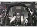 2017 SL 63 AMG Roadster 5.5 Liter AMG biturbo DOHC 32-Valve VVT V8 Engine