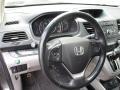 2012 Urban Titanium Metallic Honda CR-V EX-L 4WD  photo #13