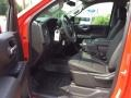 2019 Red Hot Chevrolet Silverado 1500 WT Double Cab  photo #9