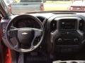2019 Red Hot Chevrolet Silverado 1500 WT Double Cab  photo #12