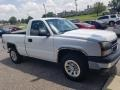2006 Summit White Chevrolet Silverado 1500 LS Regular Cab 4x4  photo #19