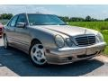 Desert Silver Metallic 2001 Mercedes-Benz E 430 Sedan