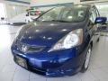 Vortex Blue Pearl 2012 Honda Fit