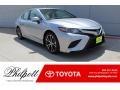 Celestial Silver Metallic 2019 Toyota Camry SE