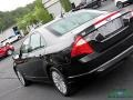 2011 Tuxedo Black Metallic Ford Fusion Hybrid  photo #31