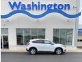 Platinum White Pearl 2019 Honda HR-V EX AWD