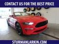 2019 Race Red Ford Mustang California Special Convertible #134404631