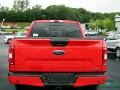 Race Red - F150 XLT SuperCrew 4x4 Photo No. 4