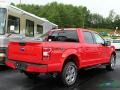 Race Red - F150 XLT SuperCrew 4x4 Photo No. 5