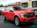Race Red - F150 XLT SuperCrew 4x4 Photo No. 7
