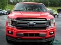 Race Red - F150 XLT SuperCrew 4x4 Photo No. 8