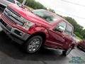 2019 Ruby Red Ford F150 Lariat SuperCrew 4x4  photo #34