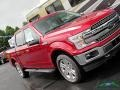 2019 Ruby Red Ford F150 Lariat SuperCrew 4x4  photo #35