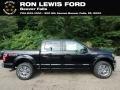 Agate Black 2019 Ford F150 Lariat SuperCrew 4x4