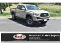 2019 Quicksand Toyota Tacoma TRD Off-Road Double Cab 4x4 #134420111