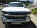 2016 Summit White Chevrolet Silverado 1500 LTZ Crew Cab 4x4  photo #10