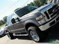 2008 Dark Shadow Grey Metallic Ford F250 Super Duty Lariat Crew Cab 4x4  photo #34