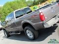 2008 Dark Shadow Grey Metallic Ford F250 Super Duty Lariat Crew Cab 4x4  photo #36