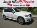 Diamond White Metallic 2012 Mercedes-Benz GLK 350 4Matic