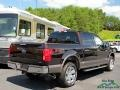 2019 Magma Red Ford F150 Lariat SuperCrew 4x4  photo #5