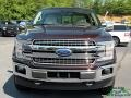 2019 Magma Red Ford F150 Lariat SuperCrew 4x4  photo #8