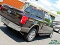 2019 Magma Red Ford F150 Lariat SuperCrew 4x4  photo #36
