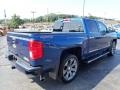 Deep Ocean Blue Metallic - Silverado 1500 High Country Crew Cab 4x4 Photo No. 8
