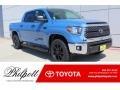 2019 Cavalry Blue Toyota Tundra SR5 CrewMax 4x4 #134442572