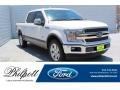 Oxford White 2019 Ford F150 King Ranch SuperCrew