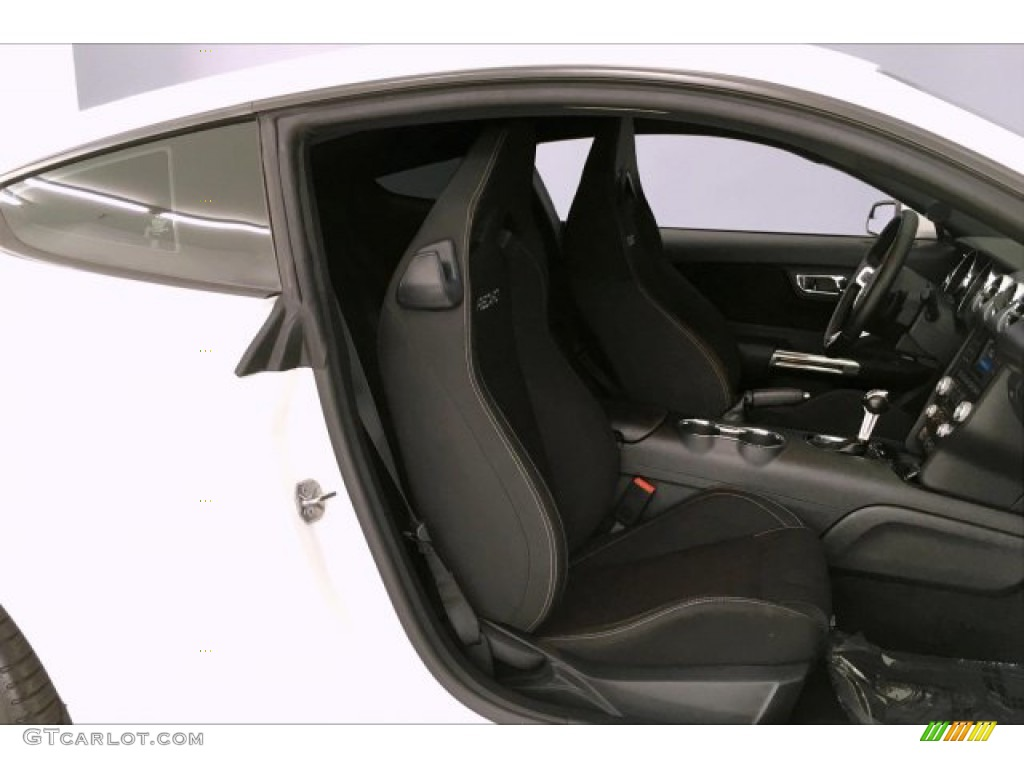 2016 Mustang GT Premium Coupe - Oxford White / California Special Ebony Black/Miko Suede photo #6