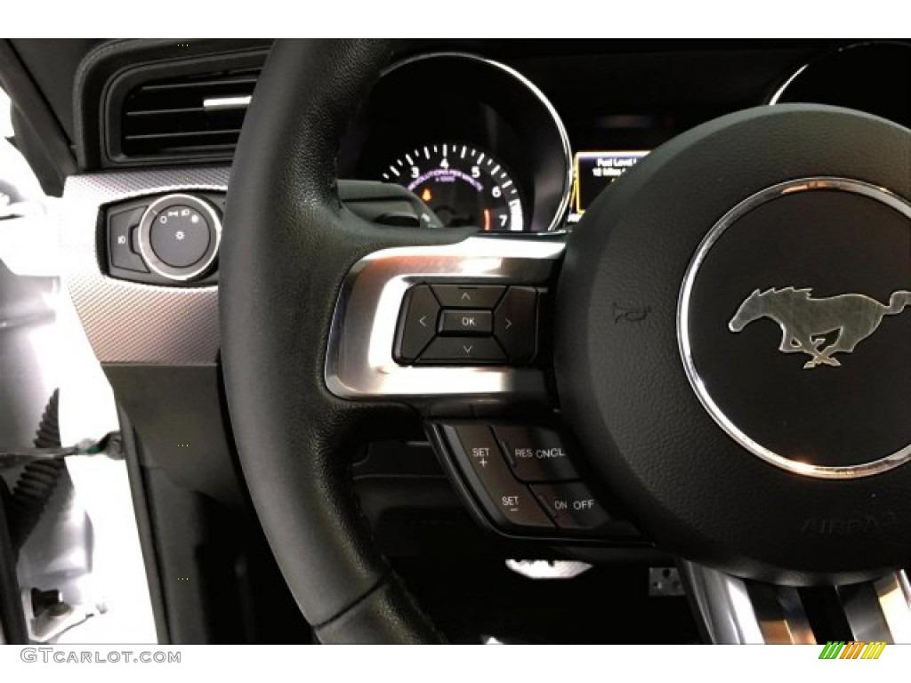 2016 Mustang GT Premium Coupe - Oxford White / California Special Ebony Black/Miko Suede photo #14