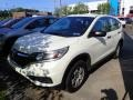 2016 White Diamond Pearl Honda CR-V LX AWD #134442555