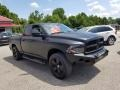 2012 Black Dodge Ram 1500 ST Quad Cab 4x4 #134461290