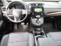 2017 White Diamond Pearl Honda CR-V Touring  photo #14