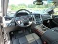 Front Seat of 2020 Yukon SLT 4WD